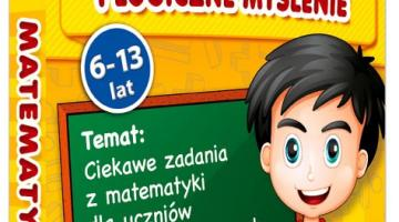 Widok opakowania programu edukacyjnego do matematyki 6 -10 lat