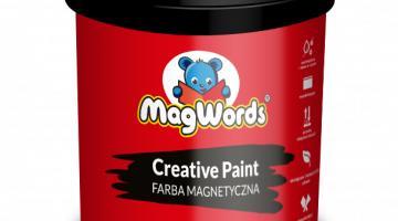 farba magnetyczna magwords1 litr